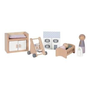 Little Dutch Doll's House Playset - Nursery