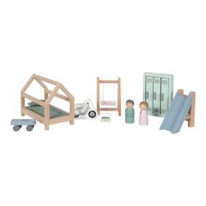 Little Dutch Doll's House Playset - Children'S Room