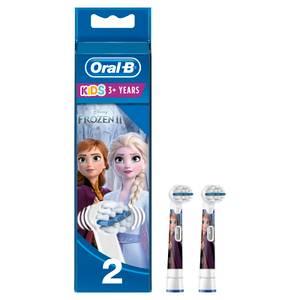 Kids Disney Frozen Opzetborstels, 2 Stuks