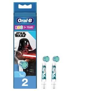 Kids Disney Star Wars Opzetborstels, 2 Stuks