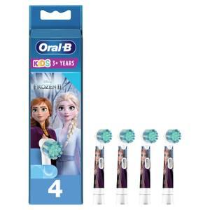 Kids Disney Frozen Opzetborstels, 4 Stuks