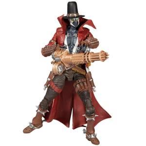 McFarlane Spawn 7 Inch Action Figure - Gunslinger Spawn (Gatling Gun)