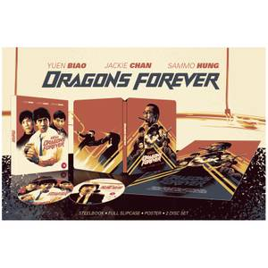 Dragons Forever - Steelbook