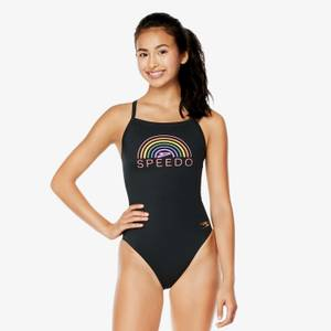 Pride Graphic Flyback Onepiece