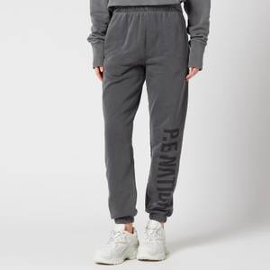 P.E Nation Women's Mid Game Trackpants - Charcoal