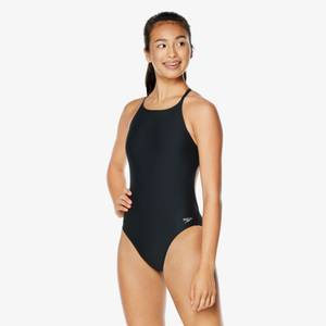 Solid Tie Back Onepiece
