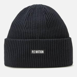 P.E Nation Women's Courtside Beanie - Black - One Size