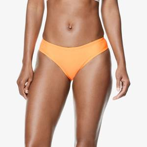 Solid Cheeky Hipster Bikini Bottom