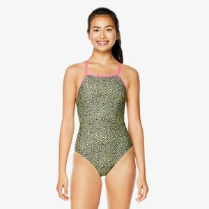 Printed Crossback Onepiece