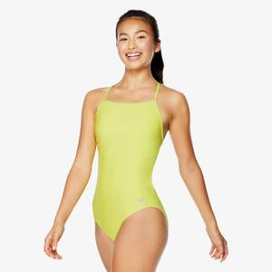 Solid The One Back Onepiece