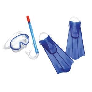 Kids Aqua Quest Mask/Snorkel/Fin Set