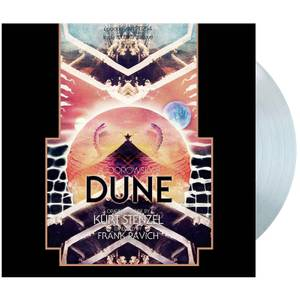 Kurt Stenzel - Jodorowsky's Dune Zavvi Exclusive Crystal Clear 2LP