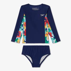 Toddler Long Sleeve Rashguard Set