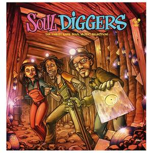 Various Artists - Soul Diggers 2LP