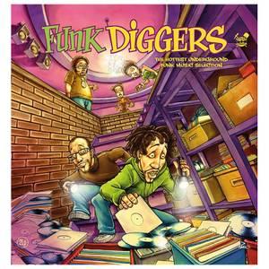 Various Artists - Funk Diggers 2LP