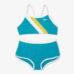 Diagonal Splice Bikini
