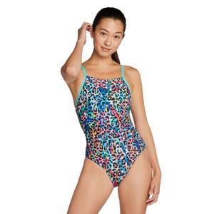 Strappy Fixed Back Onepiece