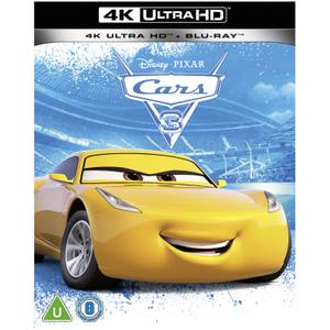 Cars 3 - Zavvi Exclusive 4K Ultra HD Collection #21