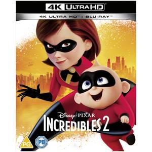 Incredibles 2 - Zavvi Exclusive 4K Ultra HD Collection #23
