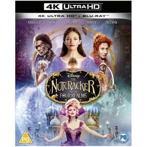 The Nutcracker and The Four Realms - Zavvi Exclusive 4K Ultra HD Collection #25