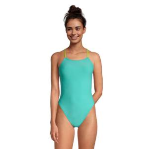 Solid Fixed Back Onepiece