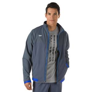 Male Tech Warm Up Jacket