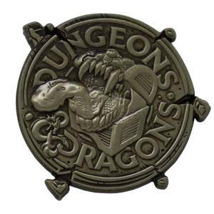 Fanattik Dungeons & Dragons Limited Edition Premium Pin Badge
