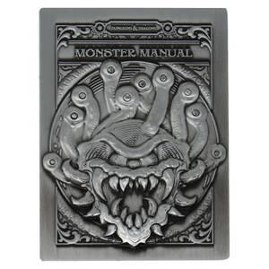 Fanattik Dungeons & Dragons - Monster Manual Limited Edition Ingot