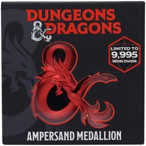 Fanattik Dungeons & Dragons Limited Edition Ampersand Medallion