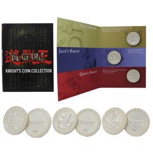 Fanattik Yu-Gi-Oh! Knight's Coin Collection Gift Set