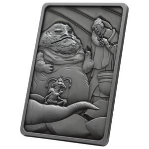 Fanattik Star Wars Jabba the Hut Limited Edition Ingot
