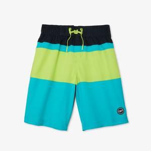 Colorblock Boardshort