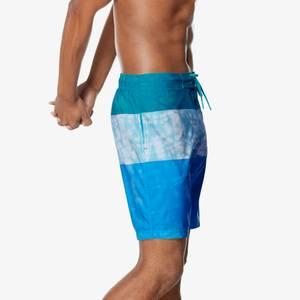 """Tye Dye Colorblock Boardshort 20"""""""