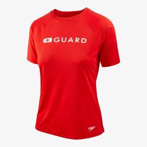 Guard Solid Swim Tee