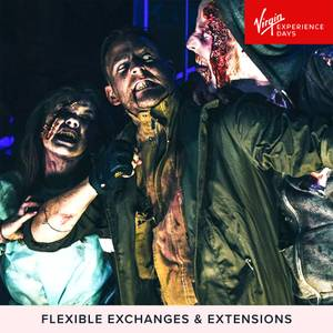 Immersive Zombie Infection Survival Experience for Two
