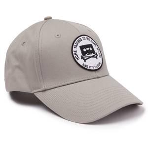 Milliner x Home Taping Baseball Cap - Grey