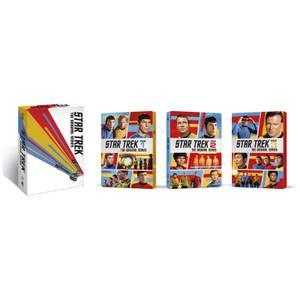 Star Trek: The Original Series: The Complete Series SteelBook