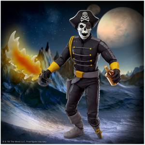 Super7 The Worst ULTIMATES! Figure - Captain Deadstar