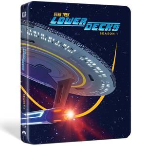 Star Trek: Lower Decks - Season One - Steelbook