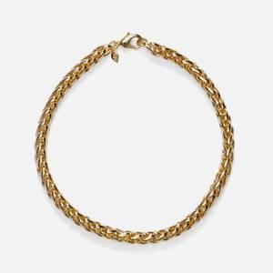 Anni Lu Women's Liquid Necklace - Gold
