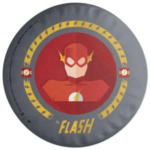 Flash Gordon Graphic Art Round Cushion
