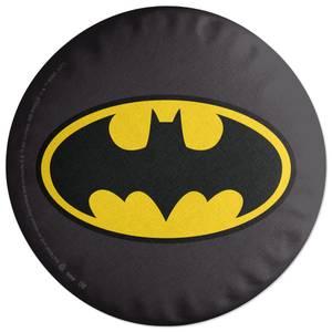 Batman Logo Round Cushion