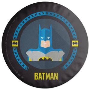 Batman Graphic Art Round Cushion