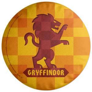Harry Potter Gryffindor Round Cushion