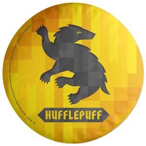 Harry Potter Hufflepuff Round Cushion