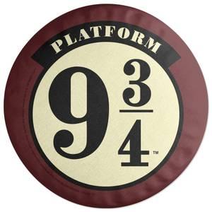 Harry Potter Platform Round Cushion