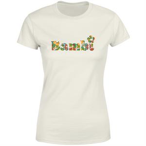 Disney Bambi Women's T-Shirt - Cream