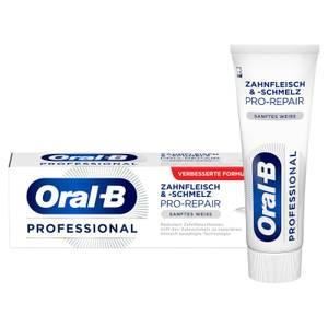 Professional Zahnfleisch&-schmelz Pro-Repair Sanftes Weiß Zahncreme 75ml