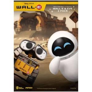 Beast Kingdom WALL-E Mini Egg Attack Action Figure 2-Pack - WALL-E and EVE