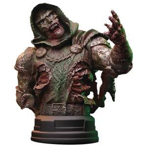 Gentle Giant Marvel Comics Bust - Zombie Dr. Doom (NYCC 2021 Exclusive)